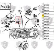 9639381480-Sensor Map - 4 Pinos
